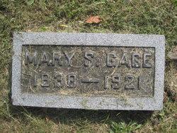 Mary <i>Sherwood</i> Gage
