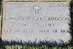 Edward Rogers Addison