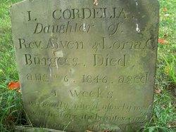 L. Cordelia Burgess
