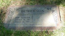Jon Ashley Bowersox