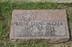 Wayne Glenn McGrew