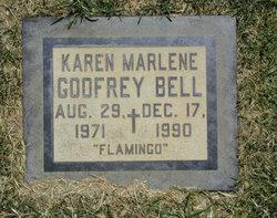 Karen Marlene <i>Godfrey</i> Bell