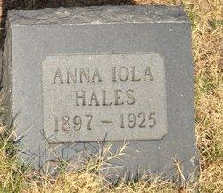 Anna Iola Hales