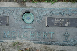 Leah A. <i>Cornwell</i> Melchert