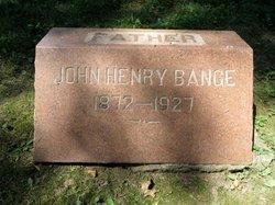 Henry J Bange