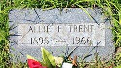 Allie F. <i>Conn</i> Trent