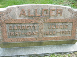 Barrett Allder
