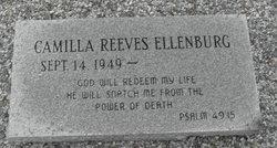 Camilla <i>Reeves</i> Ellenburg