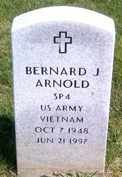 Bernard J Arnold
