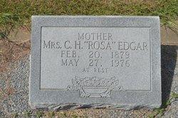 Emma Rosa <i>Schmidt</i> Edgar