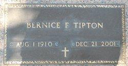 Bernice Faucett <i>Langston</i> Tipton