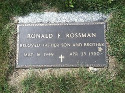 Ronald Francis Rossman