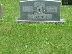 Vernon L Brown