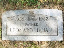 Leonard J Bud Hall
