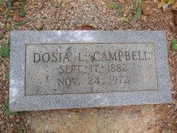 Dosia L Campbell