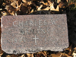 Charles W Winans