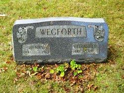 Elsie Elizabeth or Lizzy Lizzie <i>Gadicke</i> Wegforth