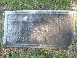 Alexander Mortimer McNair