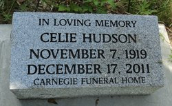 Celie <i>Coston</i> Hudson