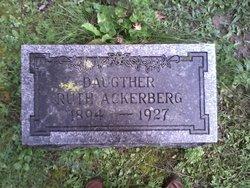 Ruth Mable Elizabeth Ackerberg