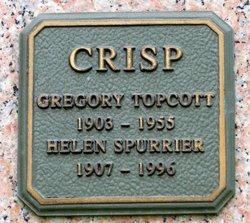 Helen S <i>Spurrier</i> Crisp