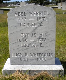 Abel Merrill