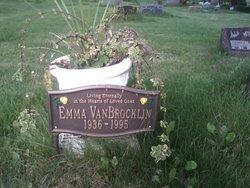 Emma Lee <i>Goodman</i> VanBrocklin