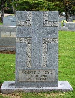 Emmett Gerald Boyd
