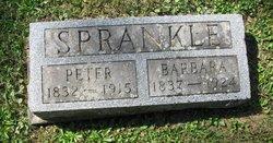 Barbara <i>Winters</i> Sprankle