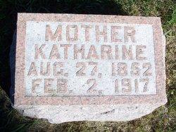 Katharine <i>Staudt</i> Engstler