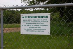 Olive Township Cemetery