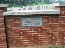United Synagogues Memorial Park