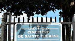 Cimetiere de Sainte Therese