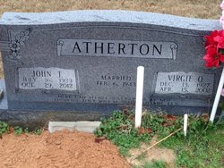 John Thurman Atherton