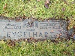 Marjorie Ellen <i>Hollis</i> Engelhart