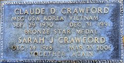 Sarah Janette <i>Grochowsky</i> Crawford