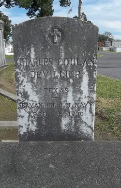 Charles Coulan Devillier