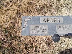Homer Leon Akers