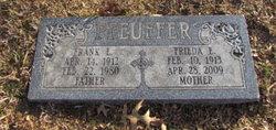 Frieda E <i>Rothe</i> Pfeuffer