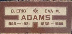 Eva M <i>Riggs</i> Adams