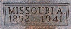 Missouri Ann <i>Babers</i> Stone