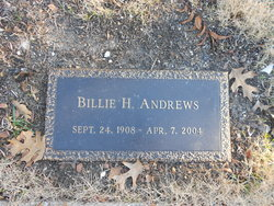 Billie H Andrews