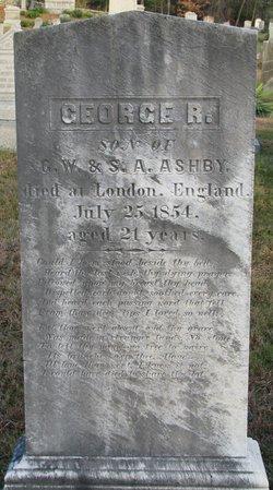 George R Ashby