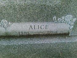 Alice Blanton