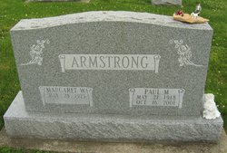 Margaret W. <i>Wiley</i> Armstrong