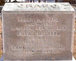 Albert Allen Crapo