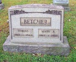 Mary A <i>Miller</i> Betcher