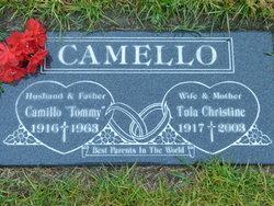Camillo Tommy Camello