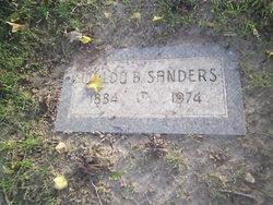 Waldo B. Sanders