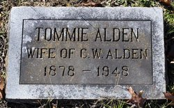 Tommie Alden